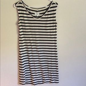 Lou & Grey Striped Dress